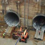 tünel su yalıtımı